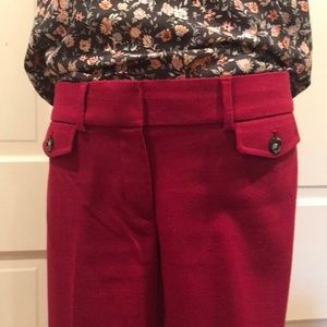 Marissa trousers from LOFT
